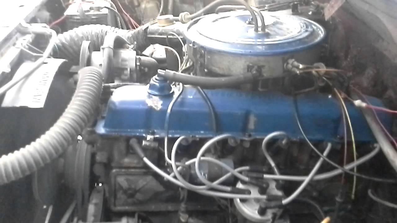 1983 F150 4.9L I6 300 - Youtube
