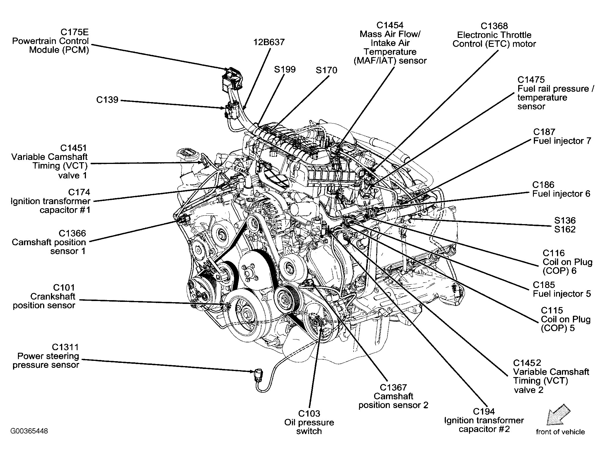 1990 2 3 Liter Ford Motor Diagram Wiring Diagram Full