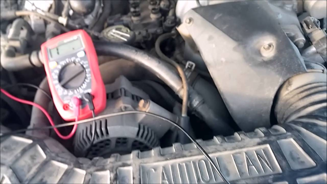 1994 Ford Explorer - Coil Pack Testing