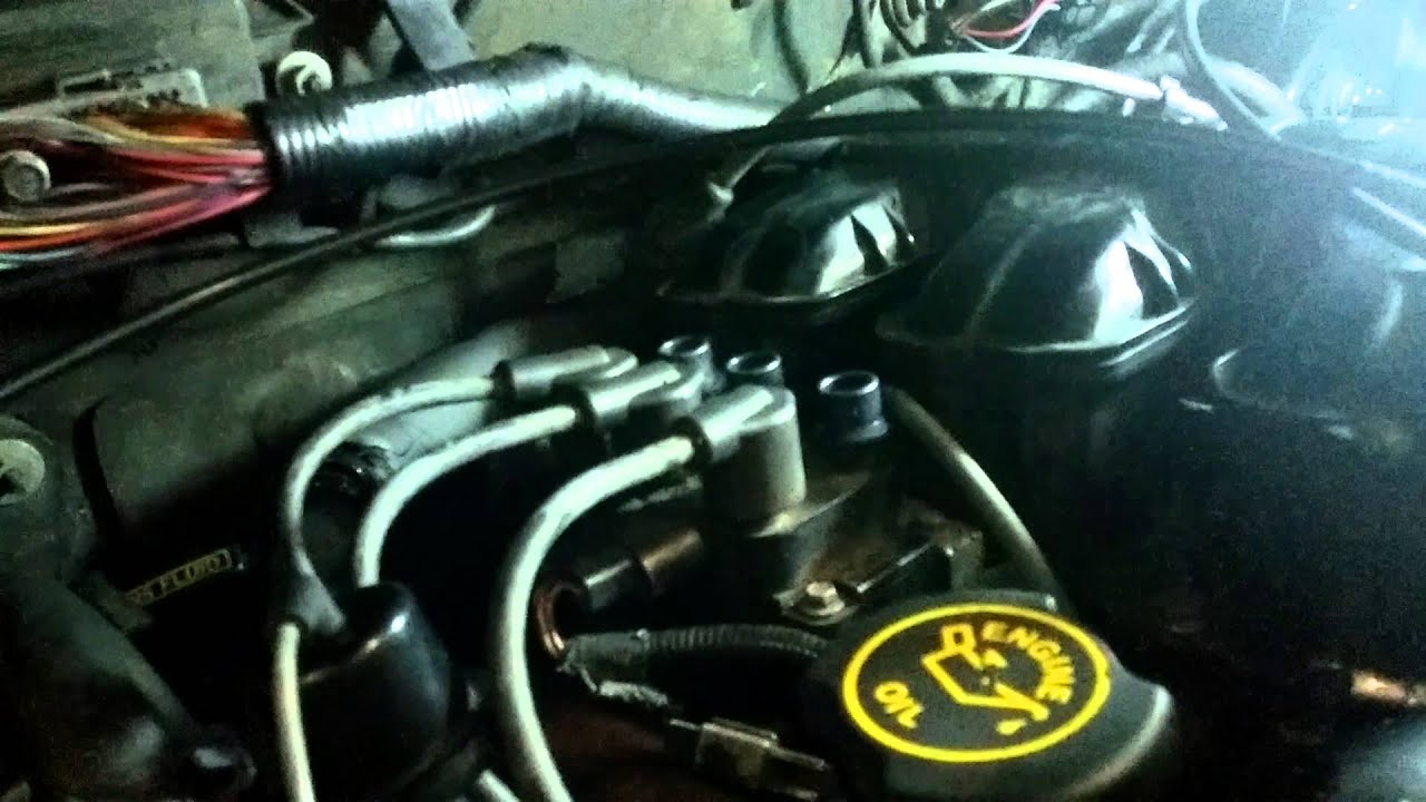 2000 Ford Explorer Firing Order
