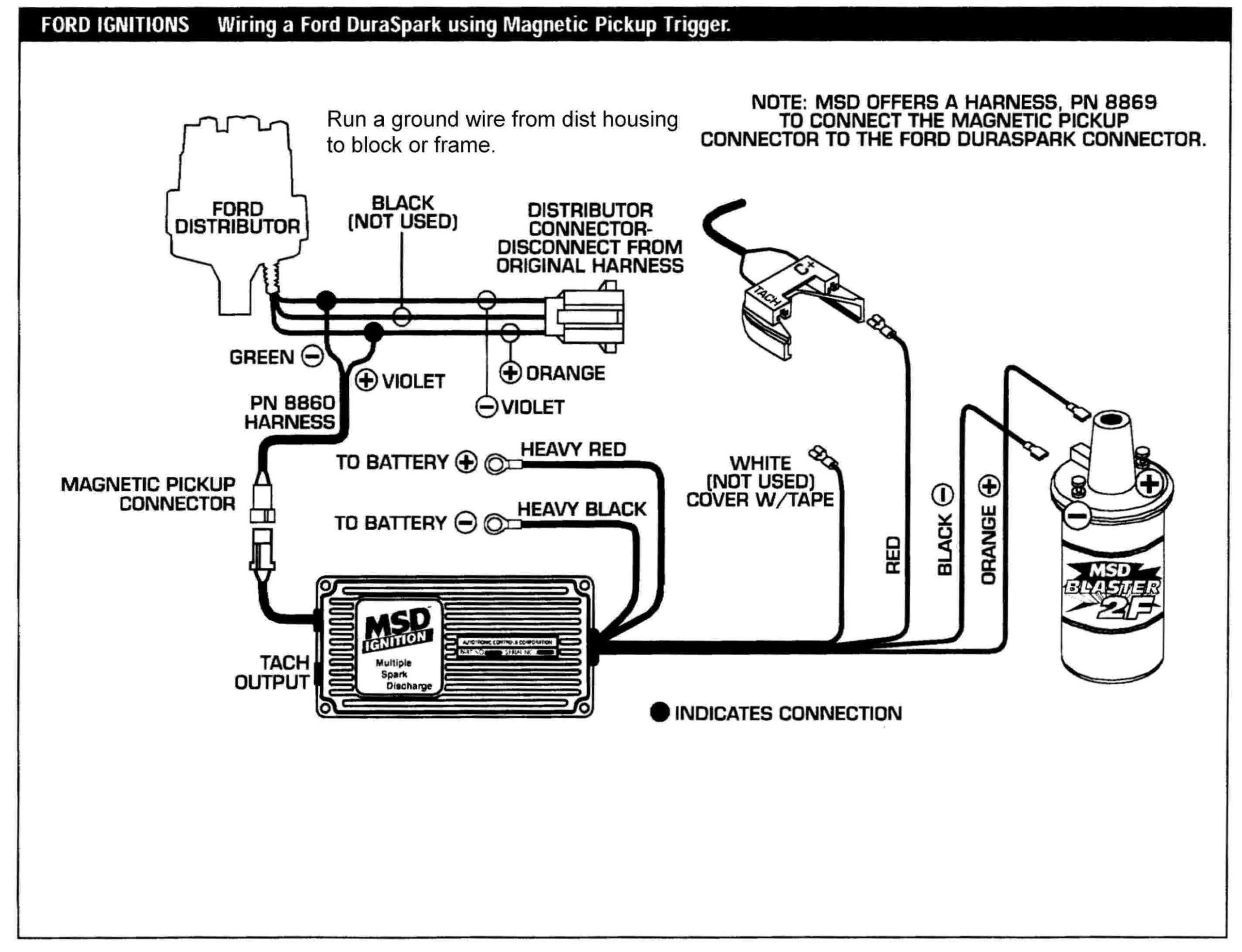 57C262 Ford 300 Inline 6 Wiring Diagram   Wiring Resources