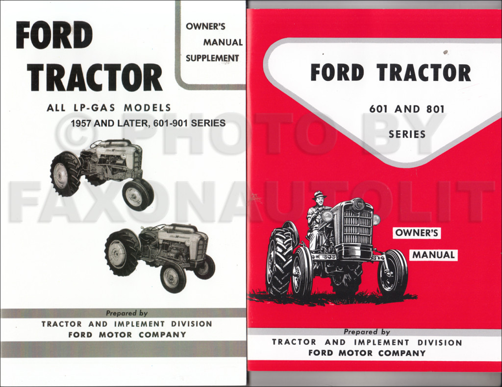 807907E Ford 601 Tractor Wiring Diagram | Wiring Resources