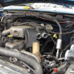 Blue F-150 Tune Up Part 1. (4.9L) - Youtube