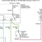 Diagram] 89 Ford Ranger Injector Wiring Diagram Full Version