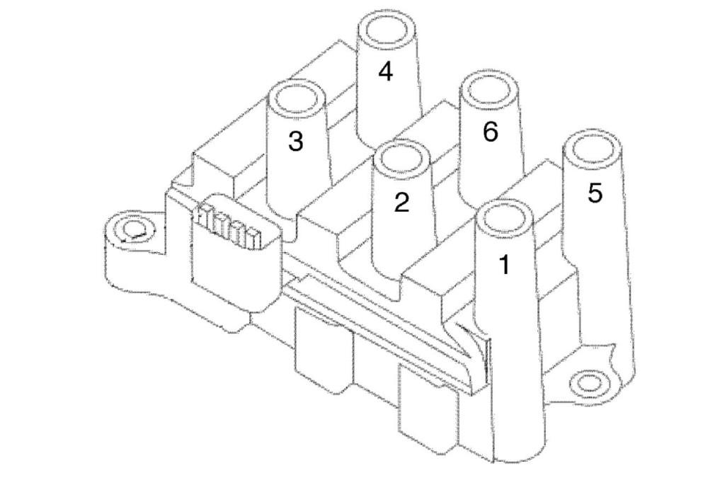 Diagram] Ford F 150 4 2L Spark Plug Wire Diagram Full