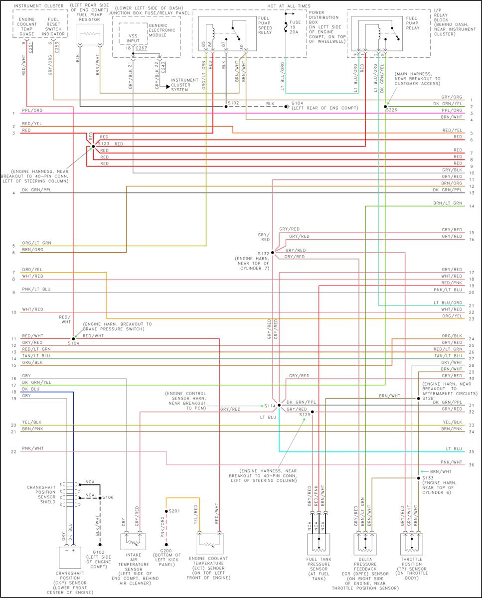 Diagram] Ford V10 Pcm Wiring Diagram Full Version Hd Quality