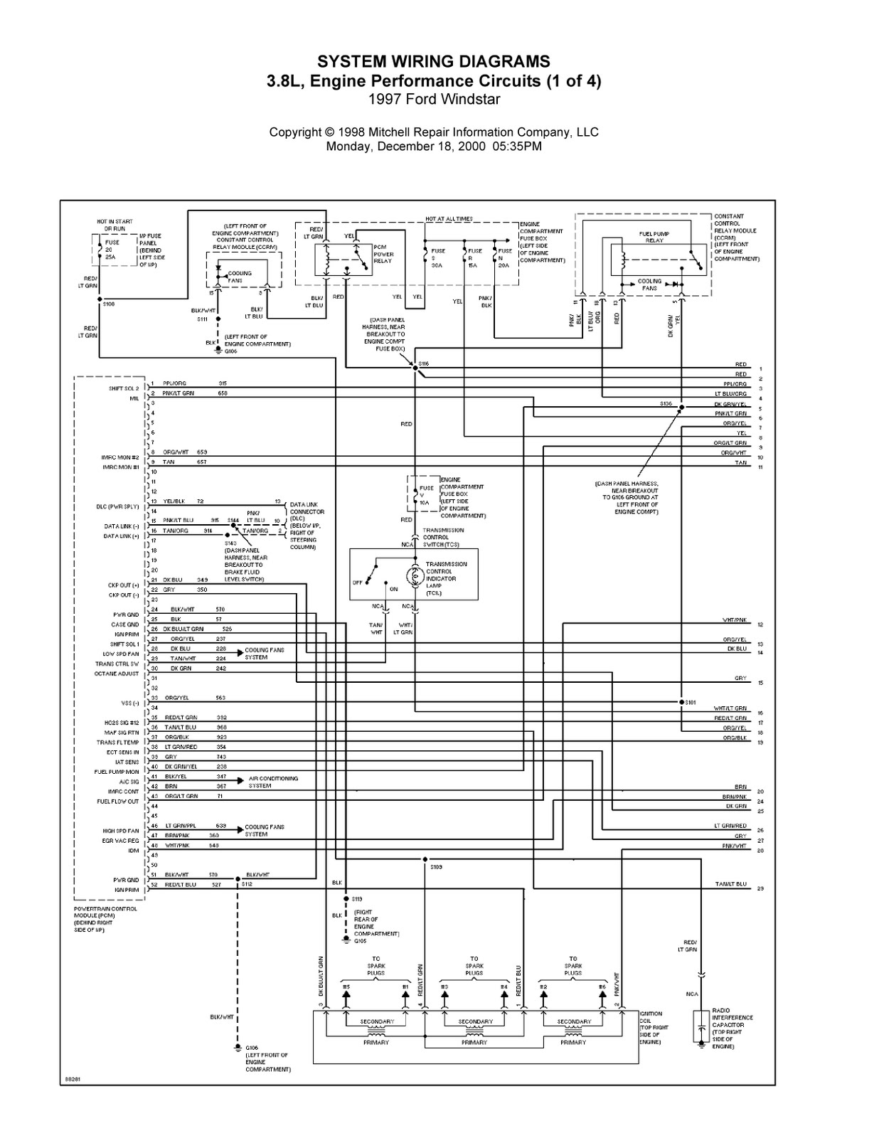 🏆 [Diagram In Pictures Database] 2003 Ford Windstar Radio