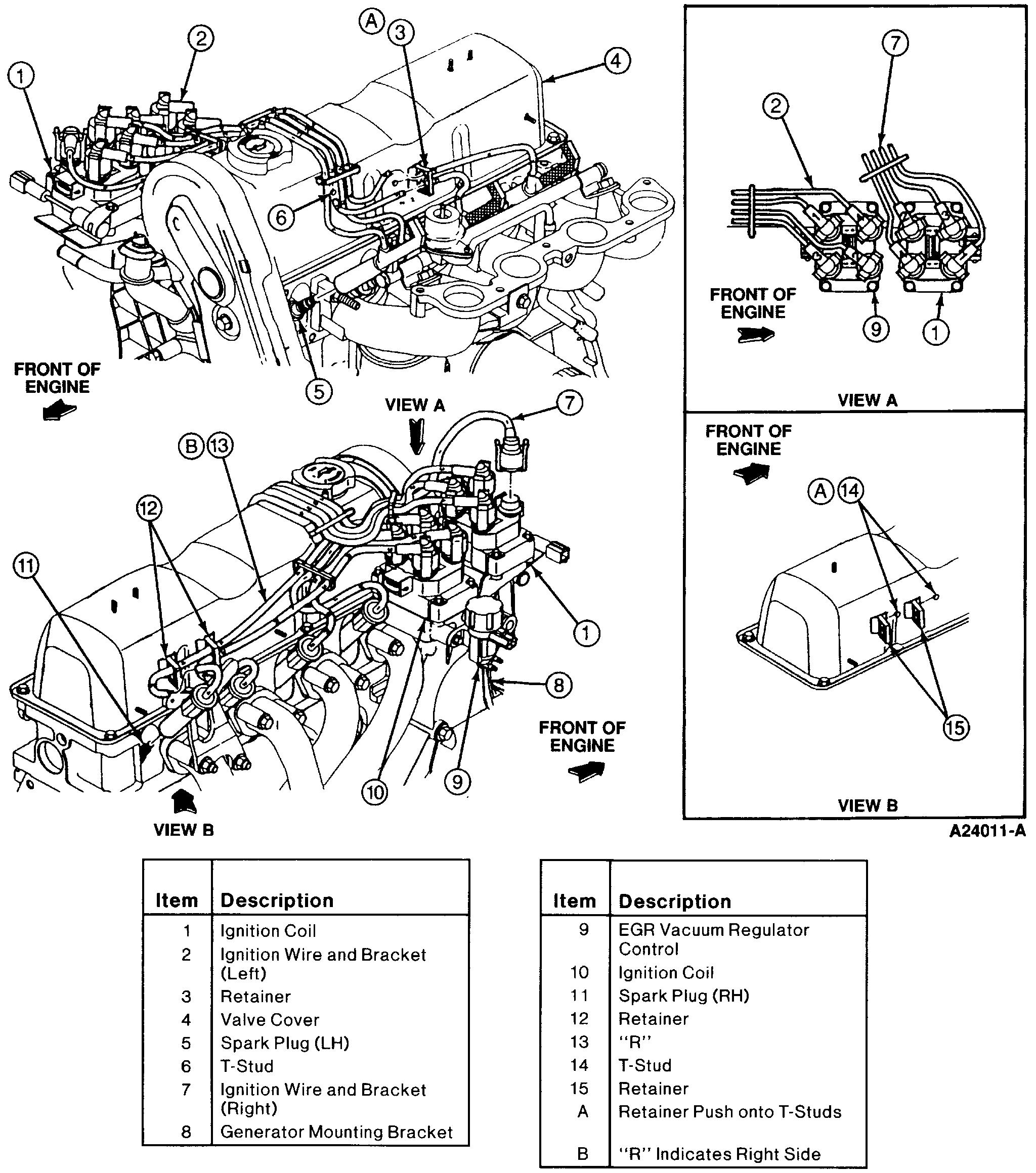 2001 Ford Ranger 3 0 Firing Order Diagram