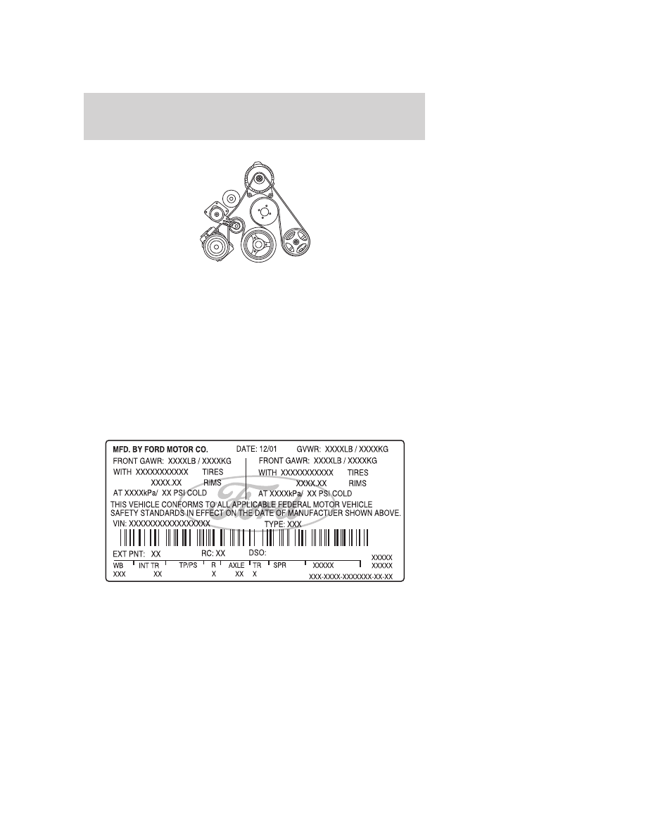 Ford E-250 (2009 Year). Manual - Part 20