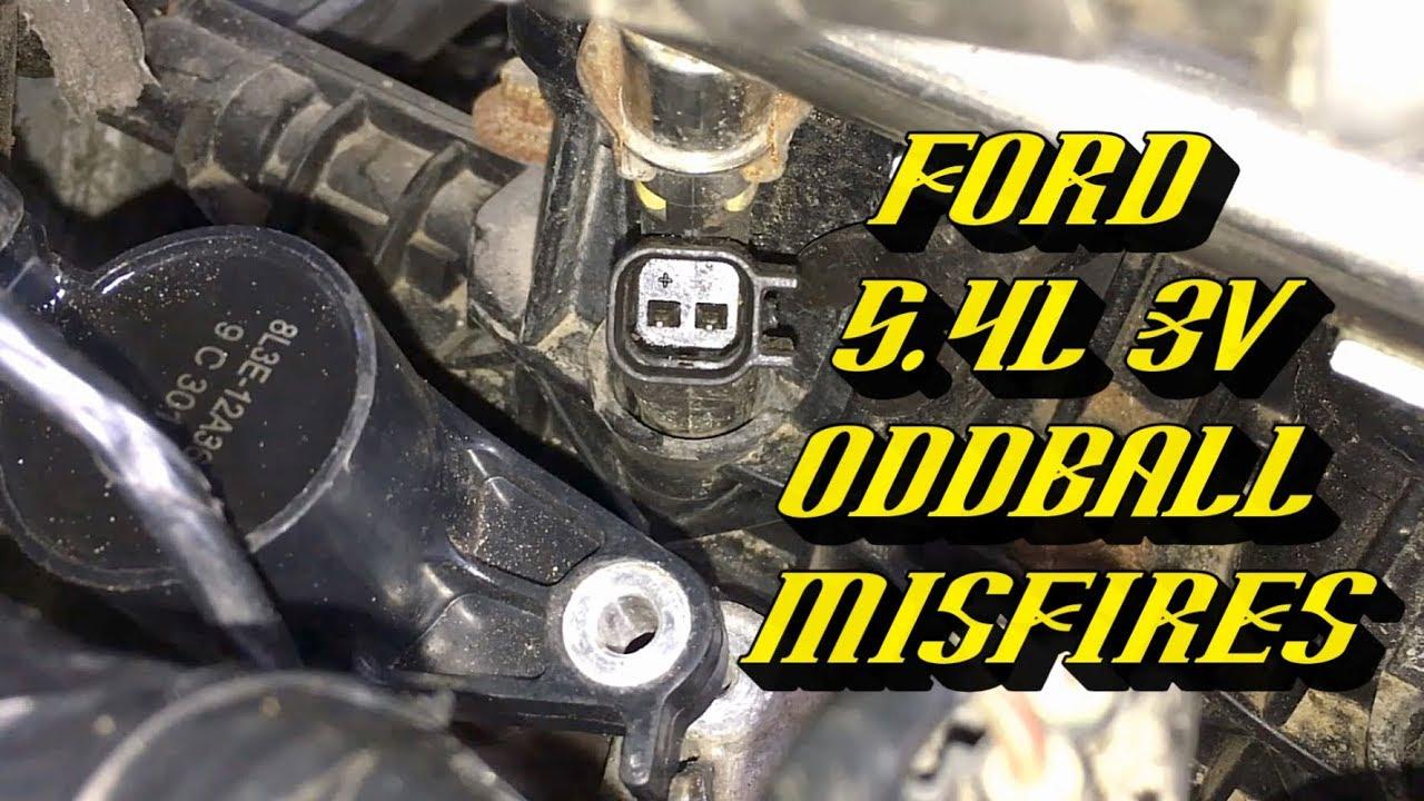 Ford F-150 5.4L 3V Engines Hard To Diagnose Cylinder Misfires: Diagnostic  Tips And Tricks