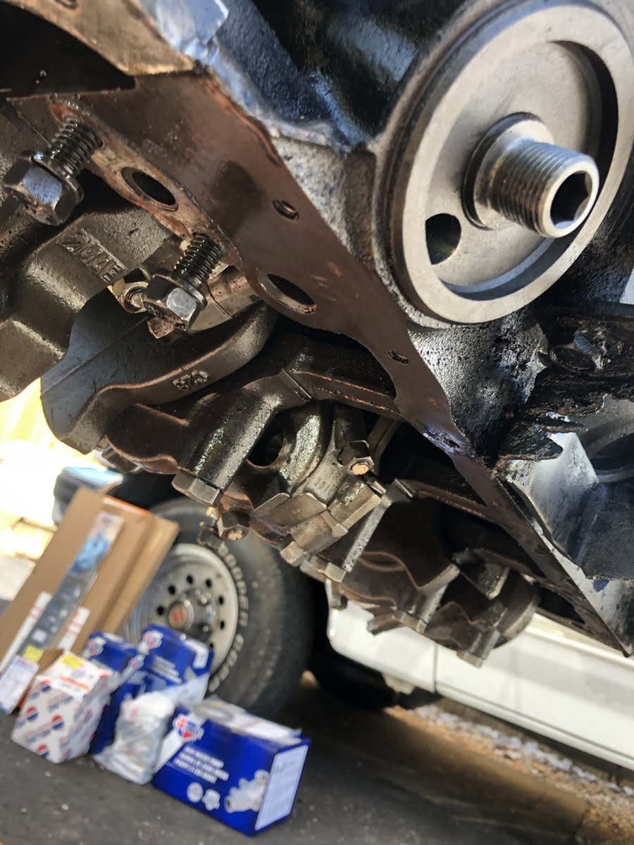 Ford F-150 Questions - 93 F150 5.0 302 New Engine 87 Crown