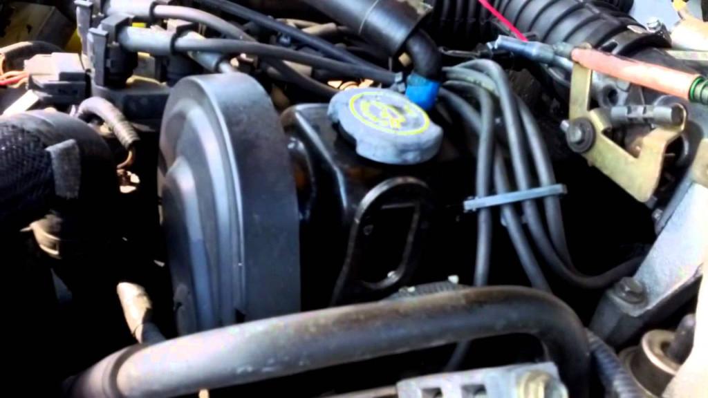 Ford Ranger 2.3L Not Starting - Youtube
