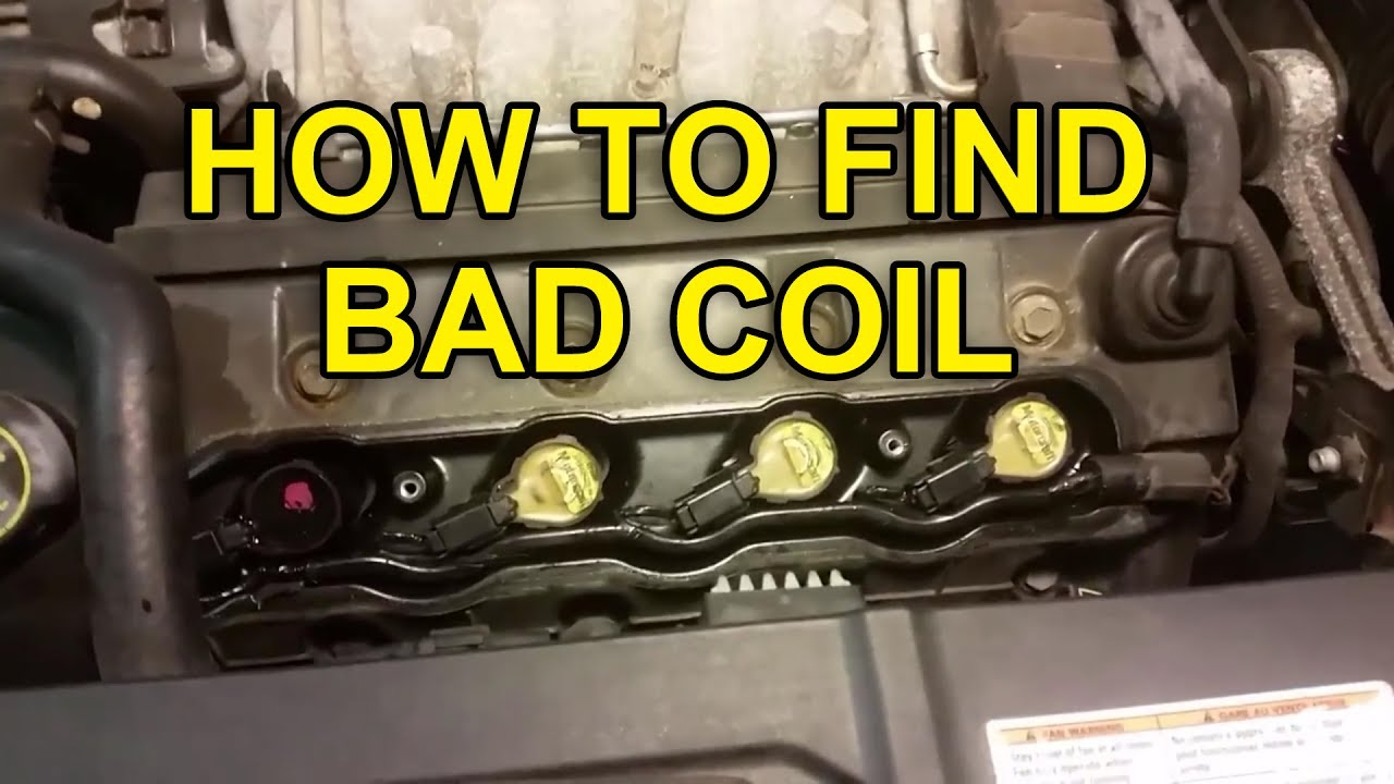 How To Diagnose And Replace Bad Coil - Lincoln/ford 4.6L