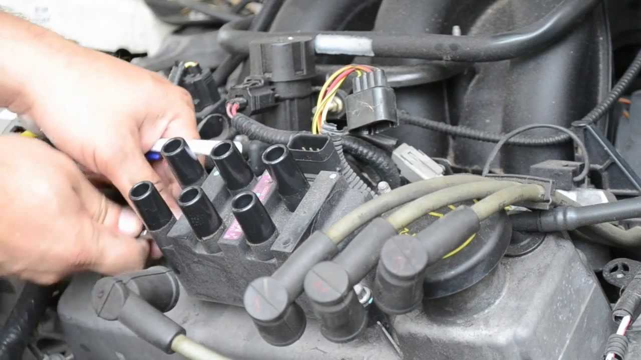How To Install An Ignition Coil - So Super Easy!