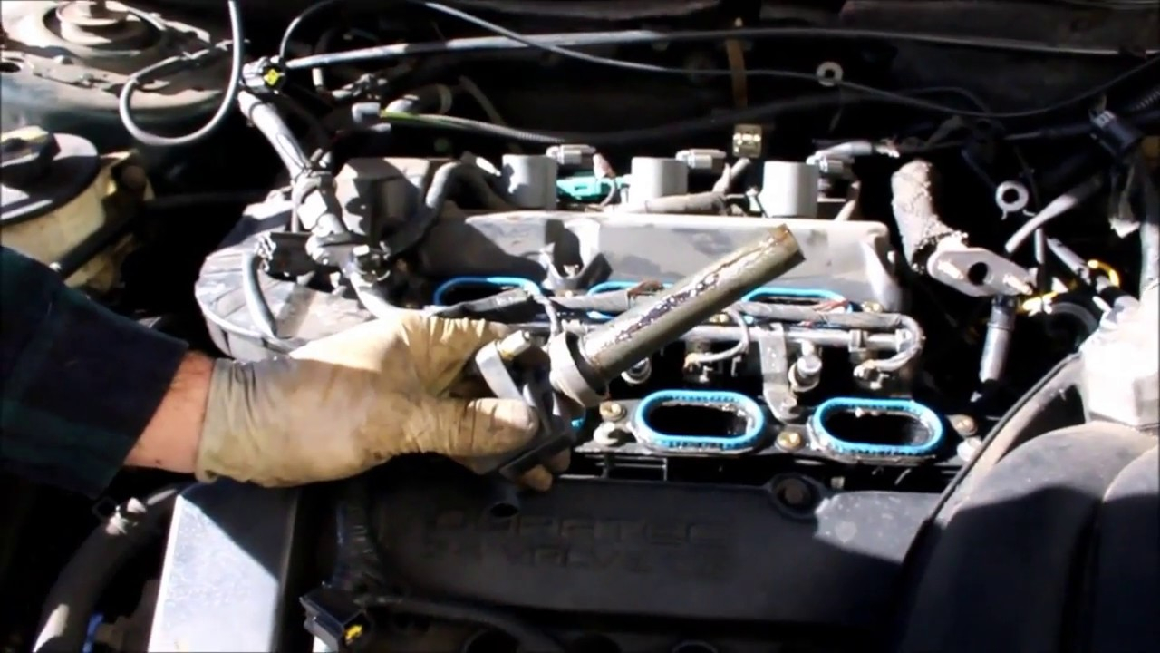 Misfire Problem Solved - Ford Taurus