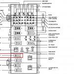 04D 97 Ranger Xlt 4Cyl Wiring Diagram   Wiring Resources