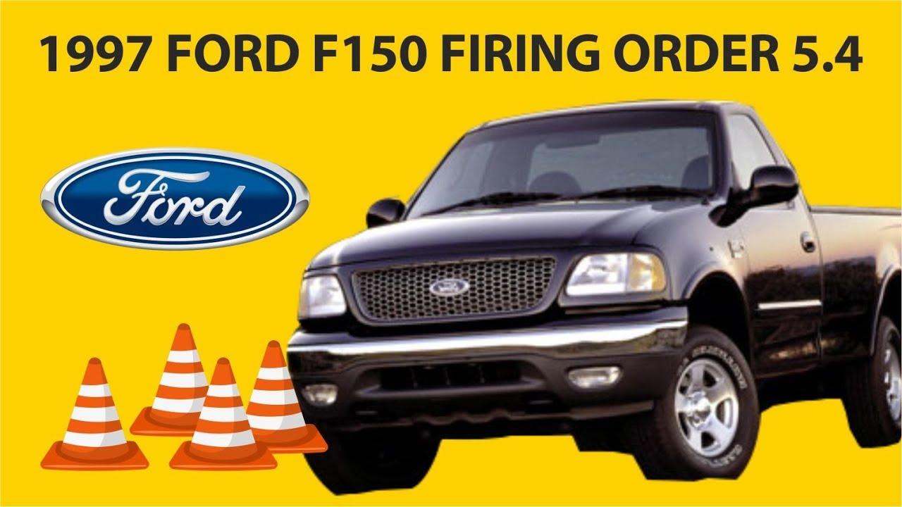 1997 Ford F150 Firing Order 5.4 - Youtube