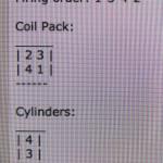 2003 Ranger 2.3L Correct Firing Order? : Fordranger