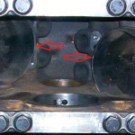Cylinder Sleeve Installation On 2008-2010 Ford 6.4L Diesel