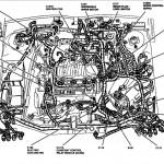 Diagram] 2001 Ford Taurus Ses Duratec Engine Diagram Full