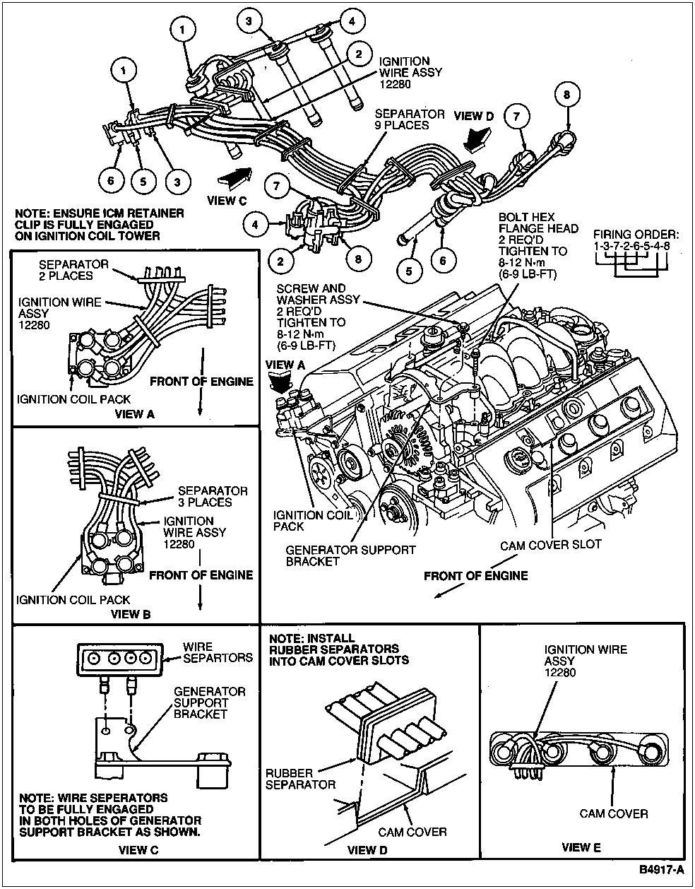 Diagram] 3000Gt Spark Plug Diagram Wiring Schematic Full