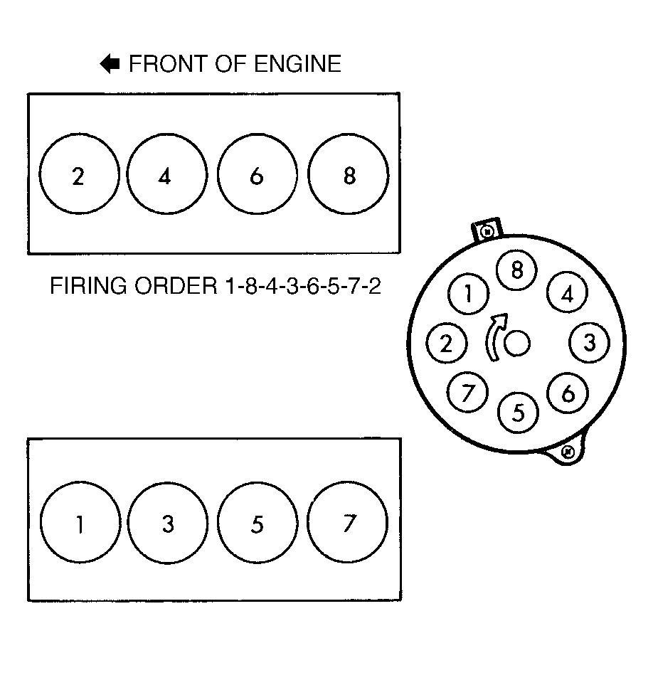 Diagram] 4 9 Ford Engine Firing Order Diagram Full Version