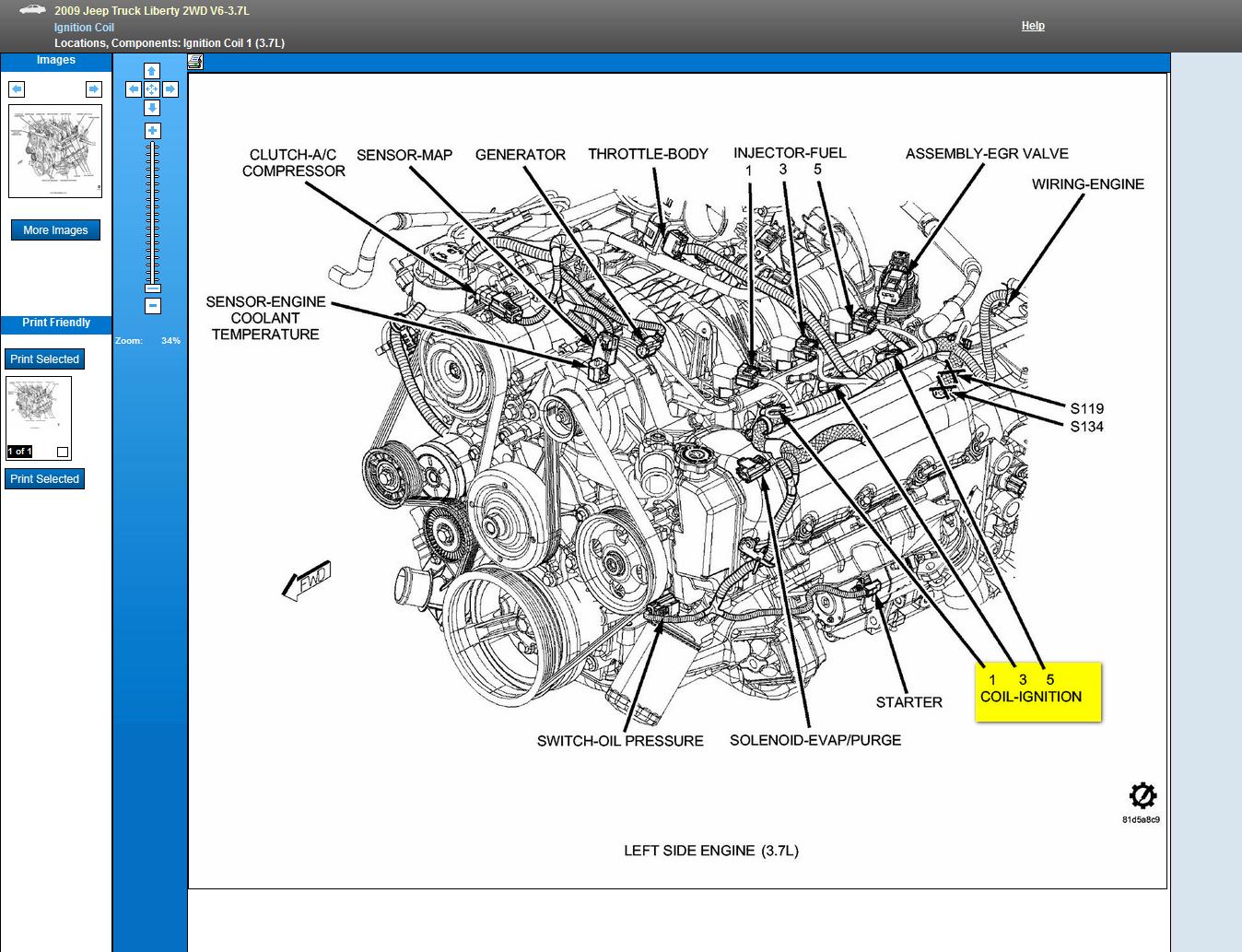 Diagram] 454 Engine Firing Order Diagram Full Version Hd