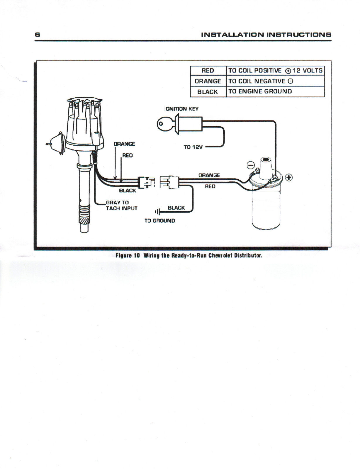 Diagram] 87 Ford 351 Distributor Wiring Diagram Full Version