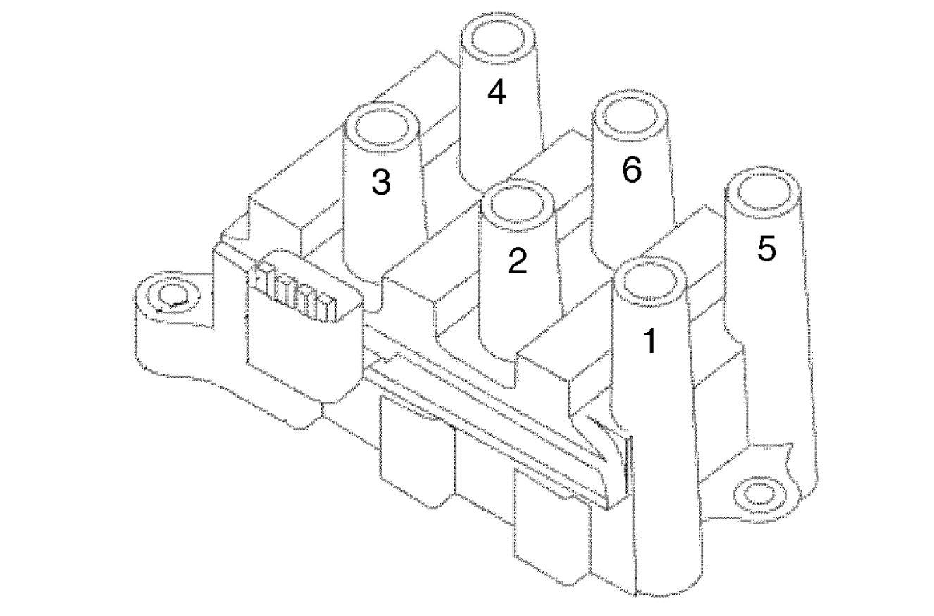 Diagram] Ford 50 Firing Order Diagram Full Version Hd