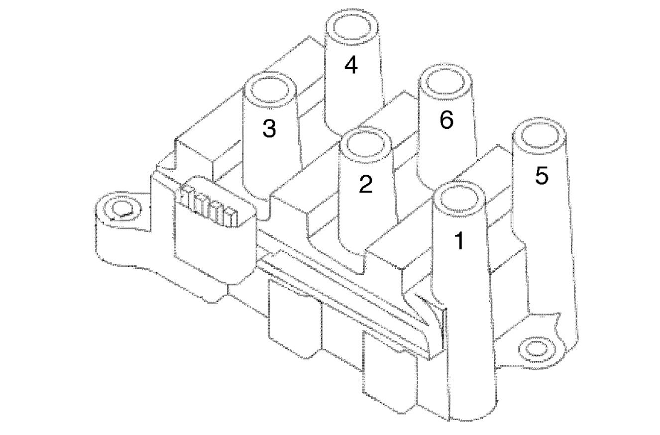 Diagram  Ford F 150 4 2l Spark Plug Wire Diagram Full