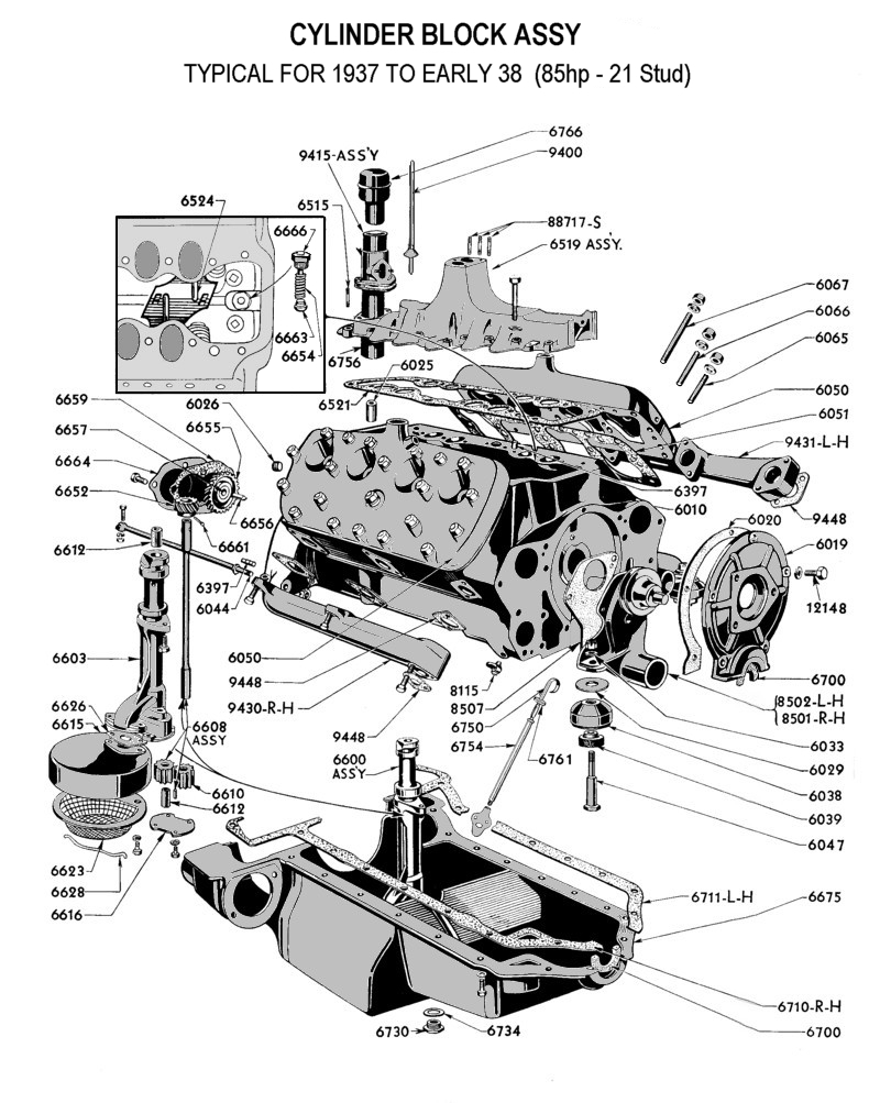 Diagram] Ford Flathead V8 Diagram Full Version Hd Quality V8