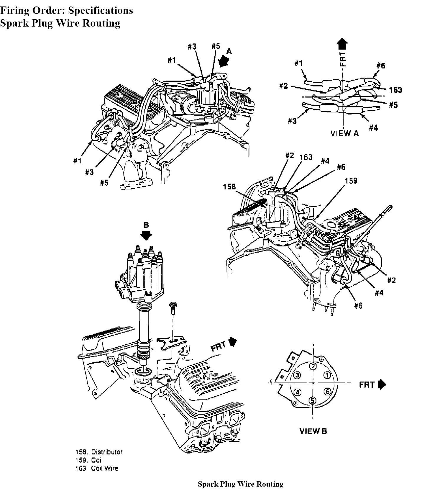 Ford Festiva Firing Order | Ford Firing Order