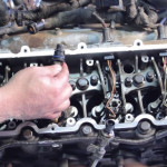 Ford 6.0 Liter Powerstroke Fuel Injector Installation