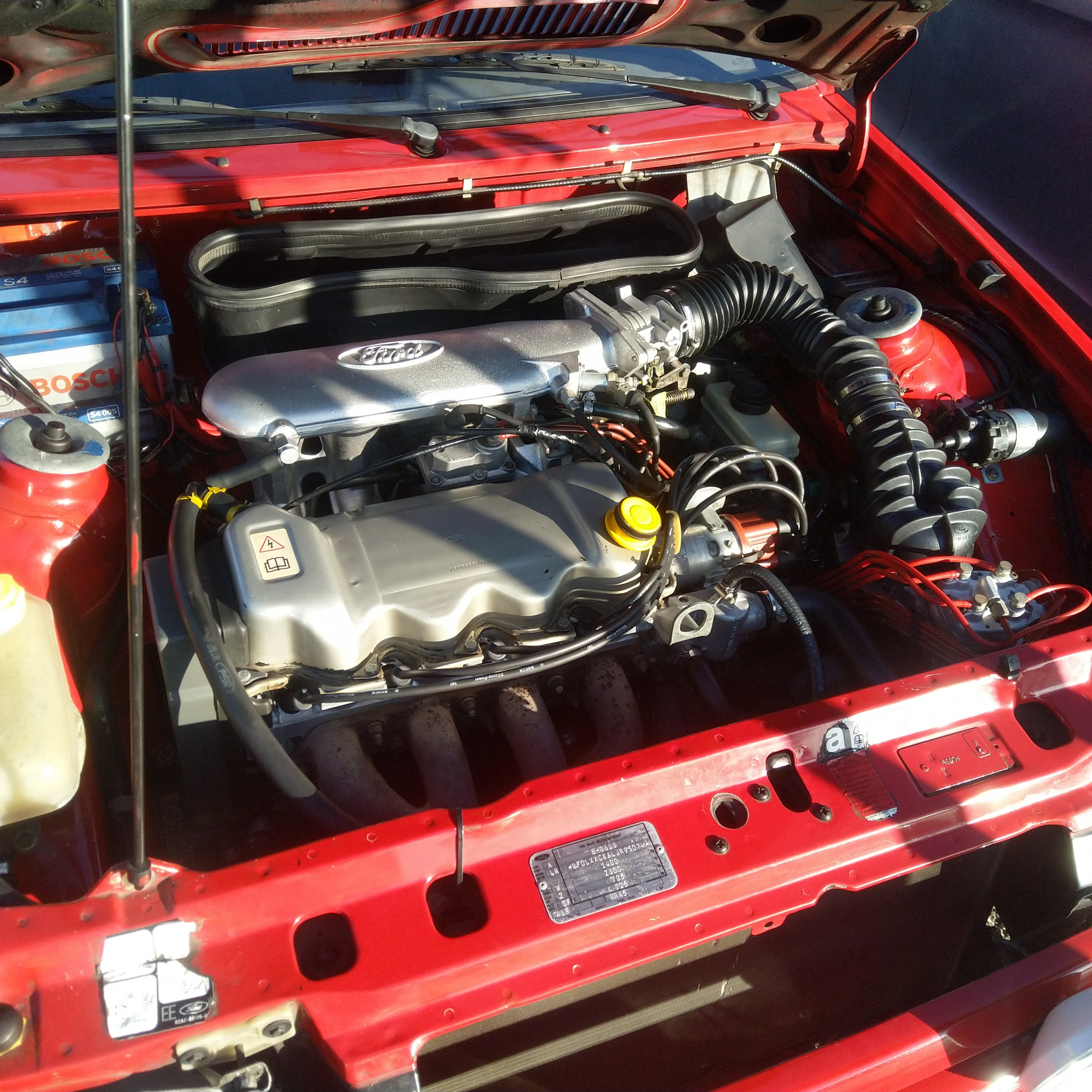 Ford Cvh Engine - Wikipedia