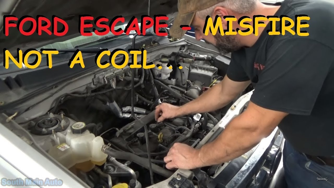 Ford Escape - Misfire
