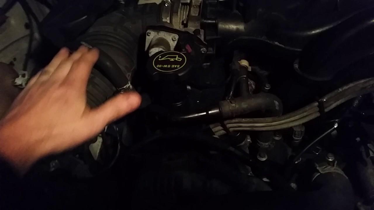 Ford Explorer 4.0L Firing Order [Tune Up