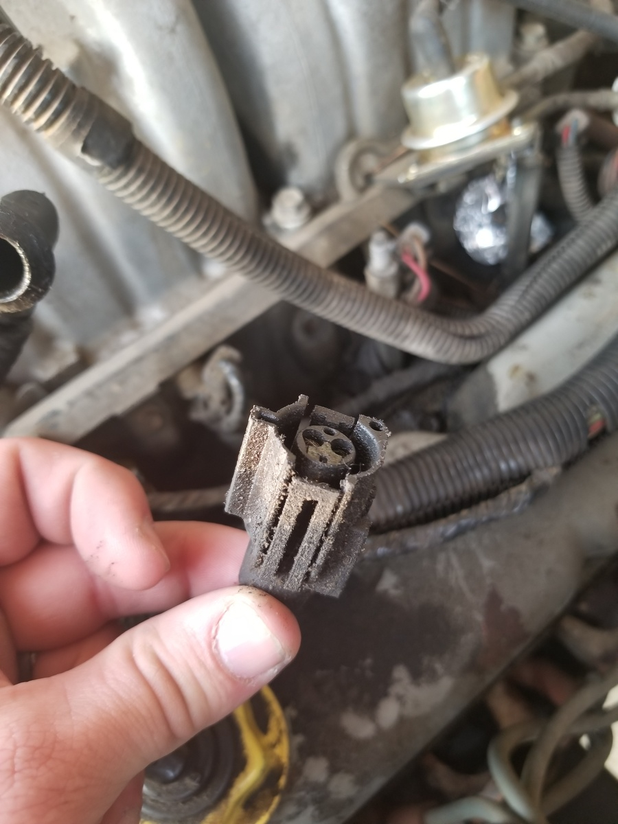 Ford F-150 Questions - Getting No Spark Out Of The Coil