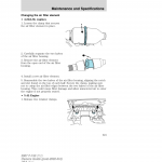 Ford F150 2007 11.g Owners Manual (344 Pages), Page 330