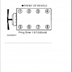 Ford F150 Pickup. Instruction - Part 1216