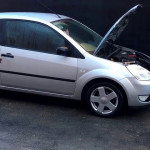 Ford Fiesta Flame Replacing Coil Pack And Plug Wire Sfeb 7, 2017