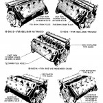 Ford Flathead Identification | Ford, Engineering, 34 Ford Coupe