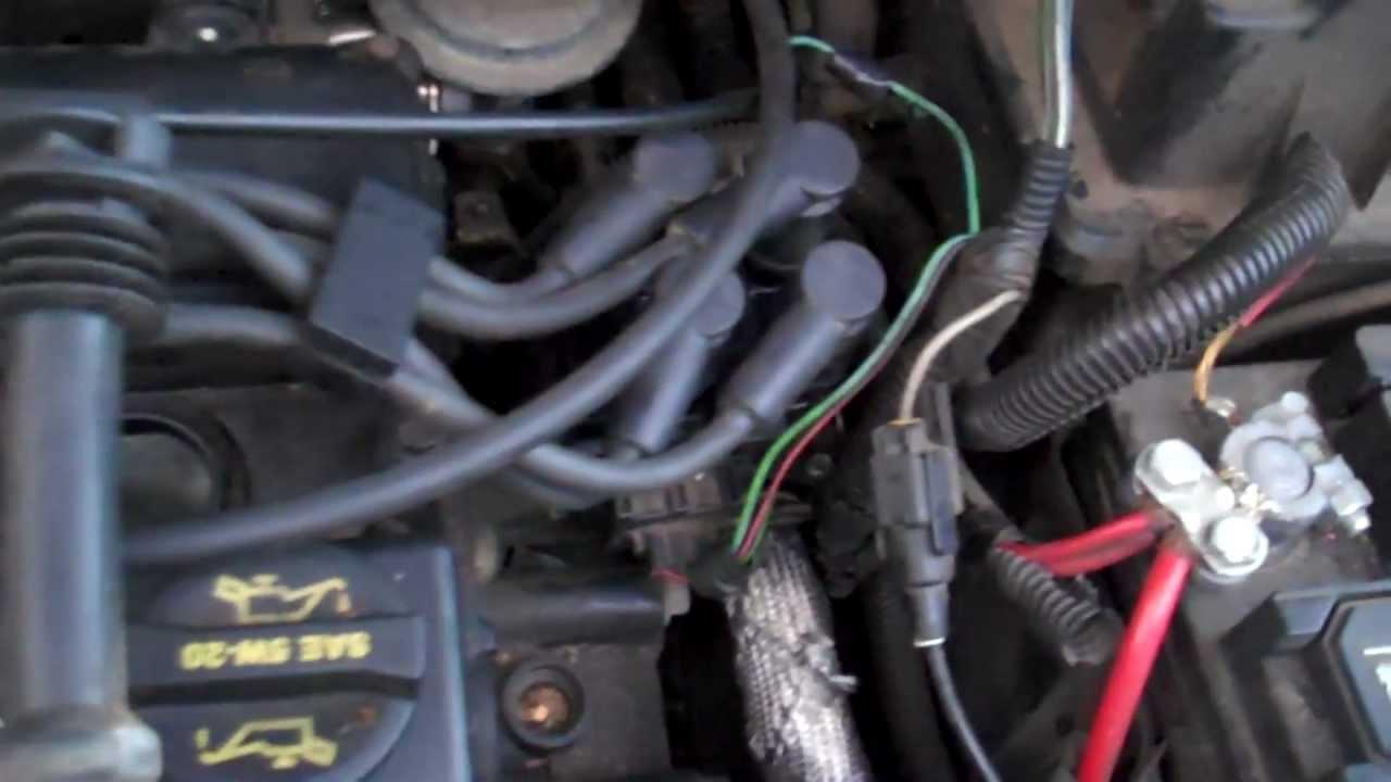 Ford Focus Misfire Fix
