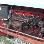 Hydraulic Pump Swap On A Ford 600 Tractor.