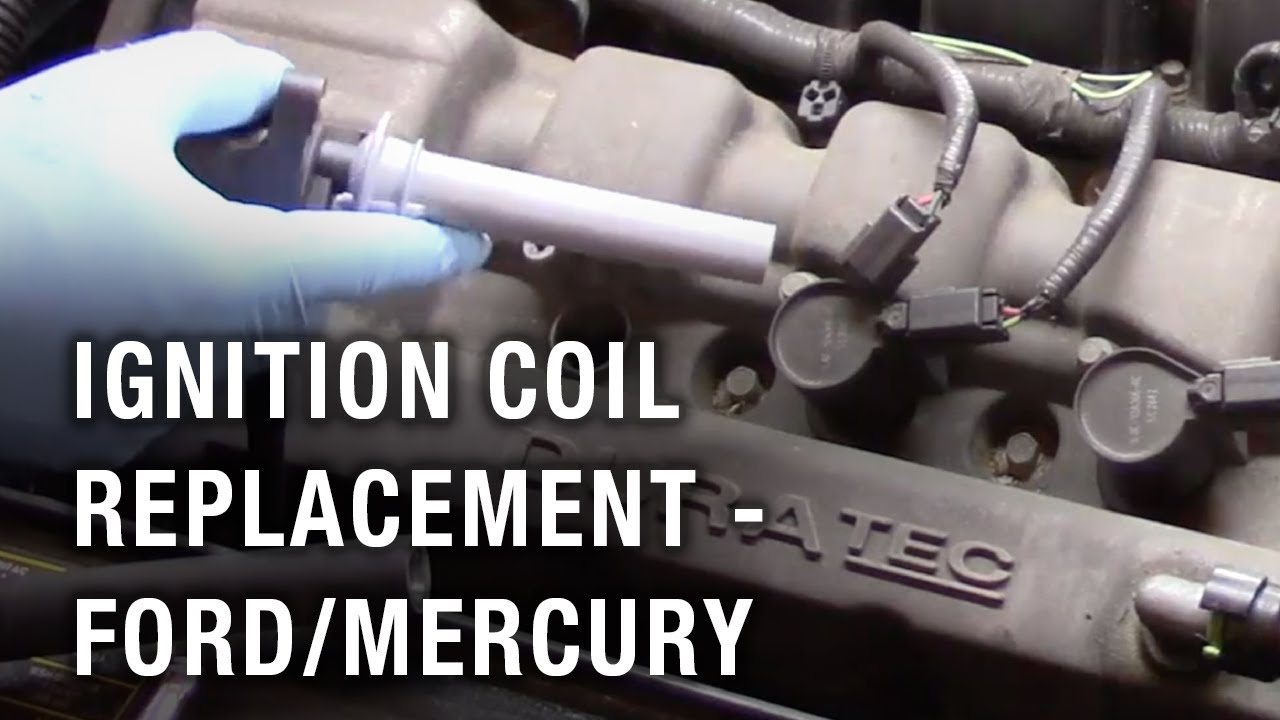 Ignition Coil Replacement - Ford Taurus/mercury Montego