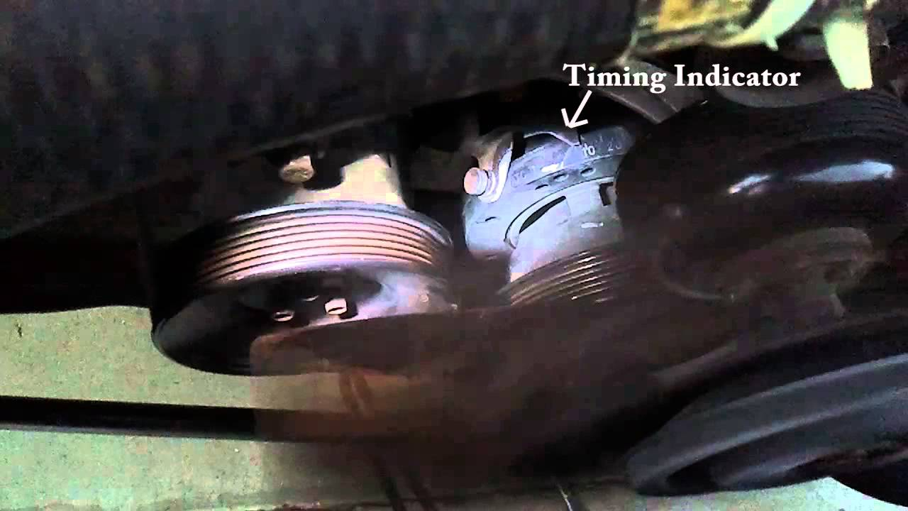Ignition Timing Demostration 1990 Ford F150 - Youtube