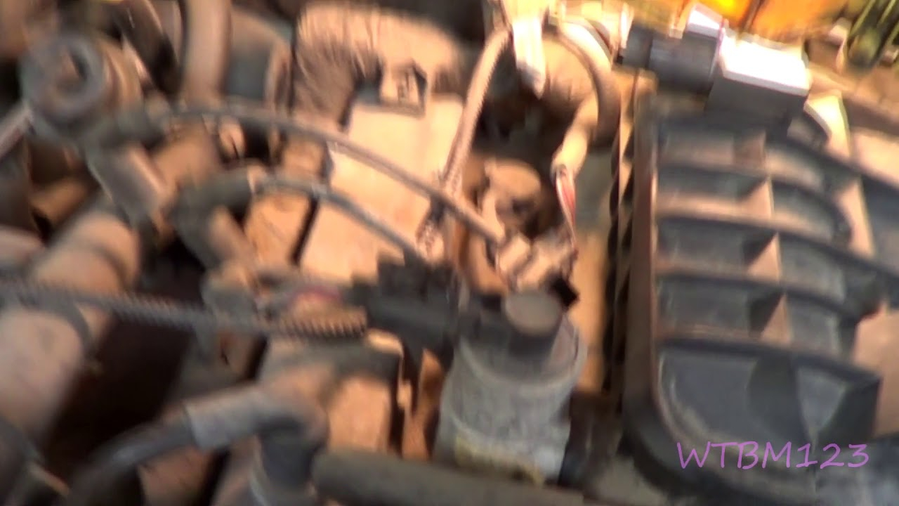 Misfire 2003 Ford Ranger , 2.3 Remove Spark Plugs , Replace Coil.
