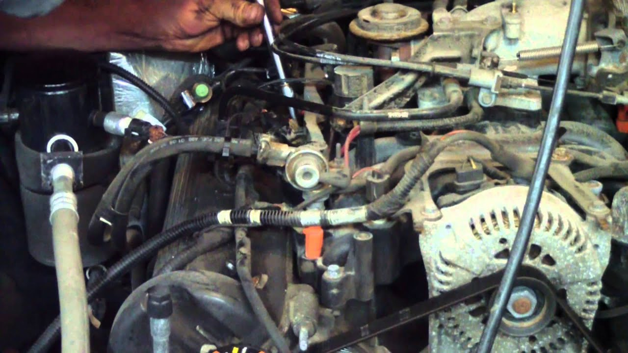 Stipulated Order To Dismiss: 1999 Ford F150 Firing Order 5.4