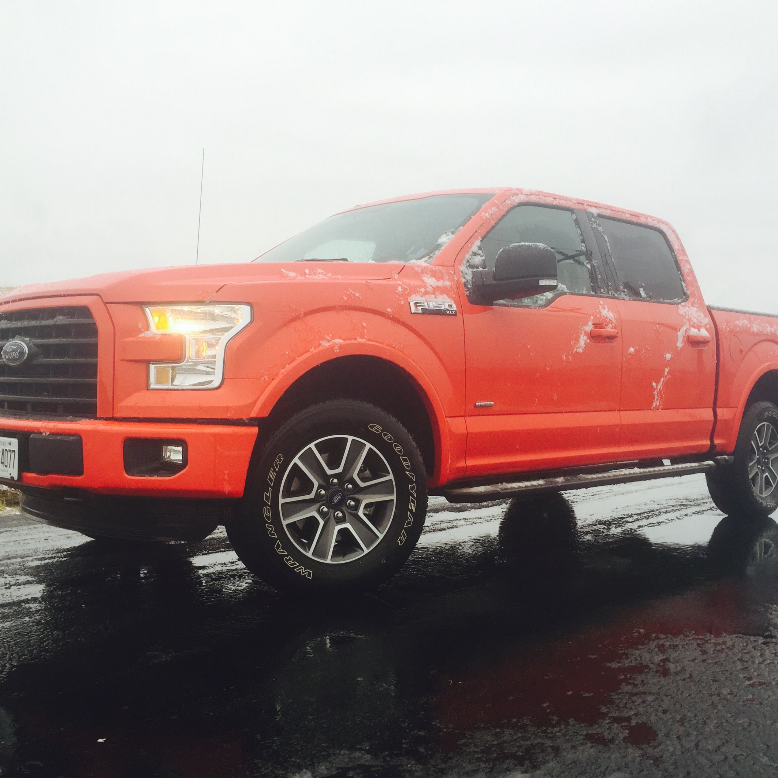 The 2.7-Liter Ecoboost Is The Best Ford F-150 Engine