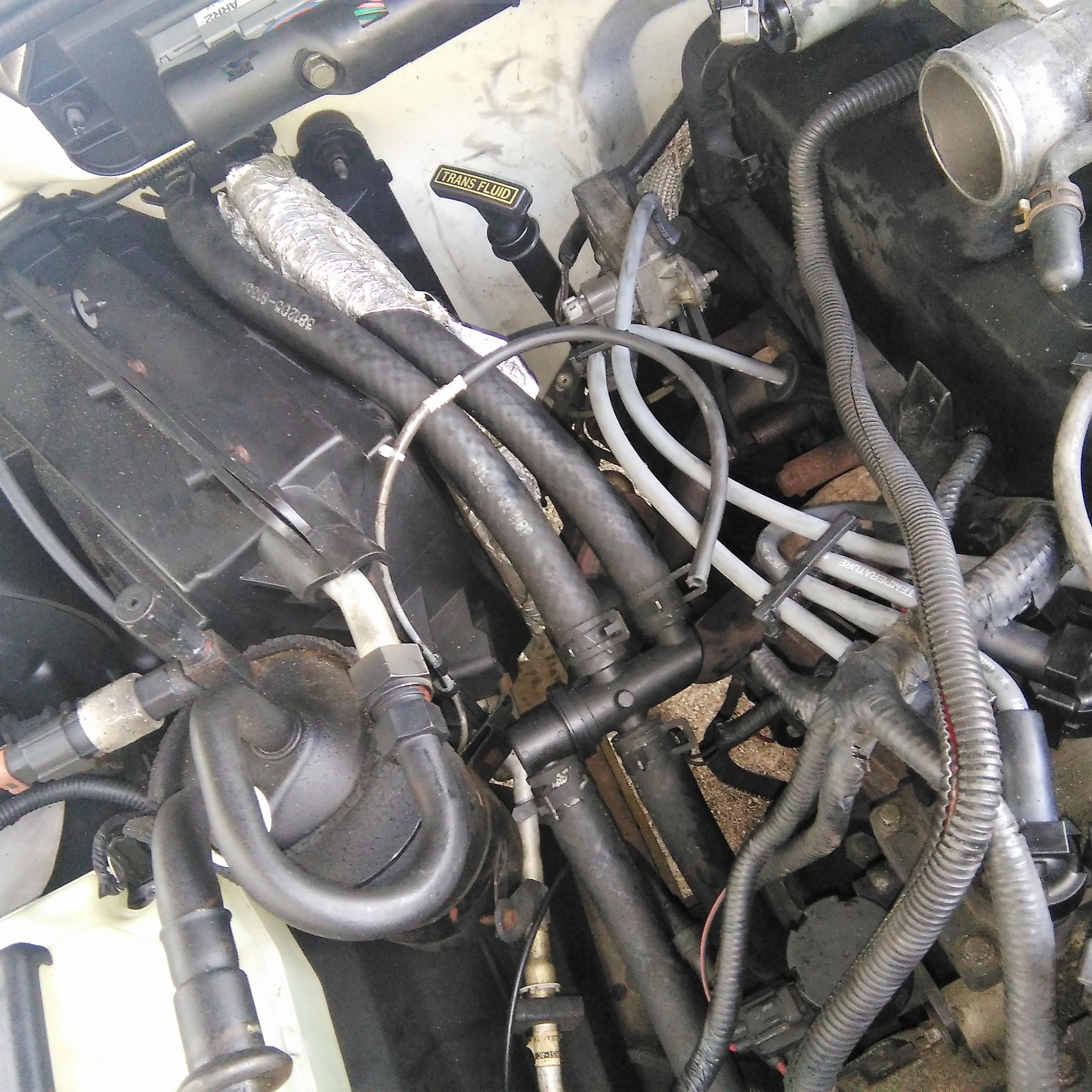 The Spark Plug Fun Begins - 97 Ford Ranger 2.3L Sohc