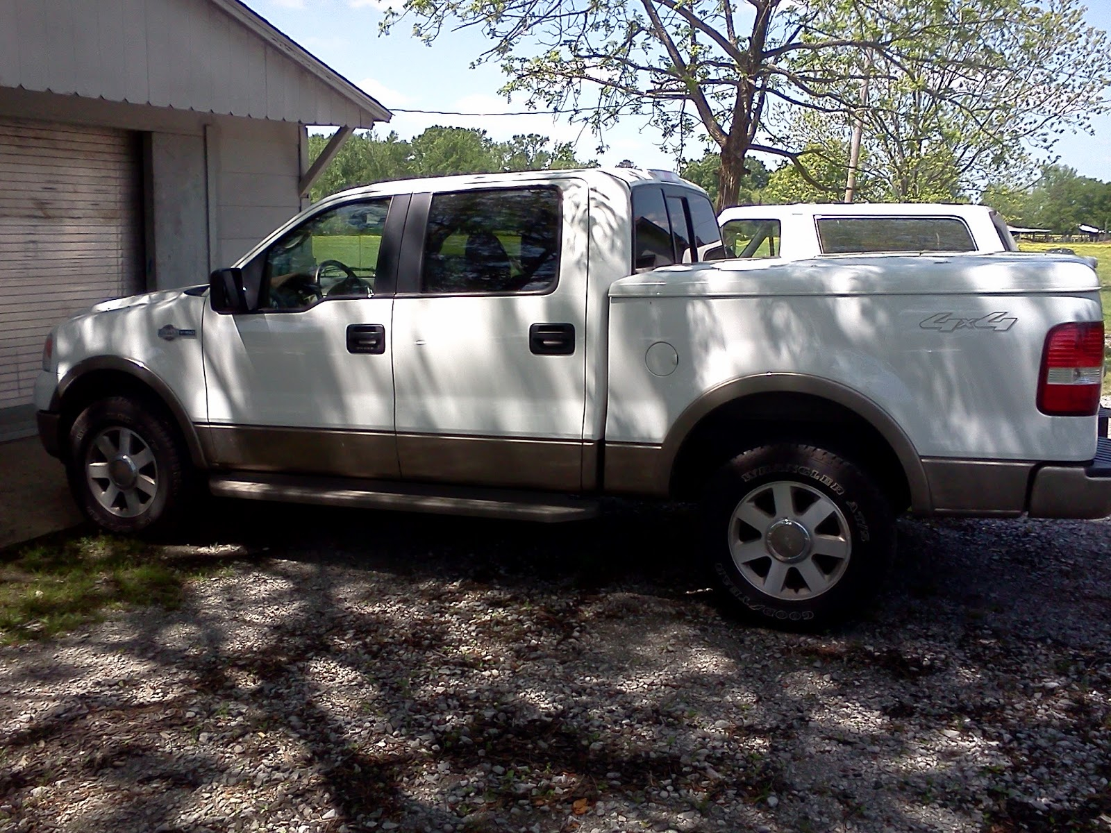 Timthetech: 2005 Ford F150 King Ranch Edition 5.4 Misfire